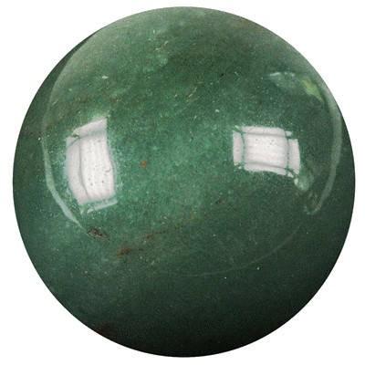 boule de massage aventurine verte
