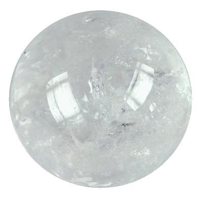 boule de massage cristal de roche