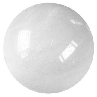 boule de massage quartz blanc