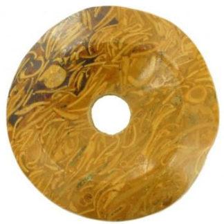 donut jaspe peau de serpent