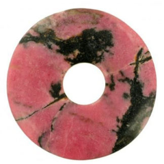 Donut rhodonite