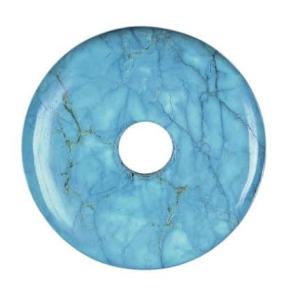 Donut turquoise