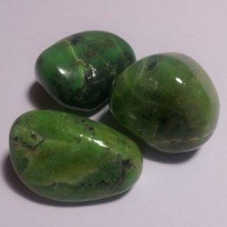 pierre roulée serpentine
