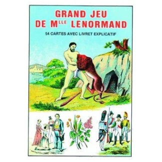 grand jeu mademoiselle lenormand