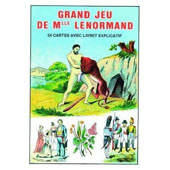 grand jeu mademoiselle lenormand