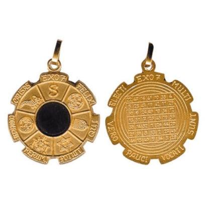 médaille exo 7