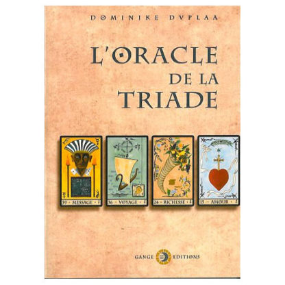 livre oracle triade
