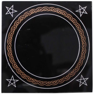 pentacle d'autel pentagramme
