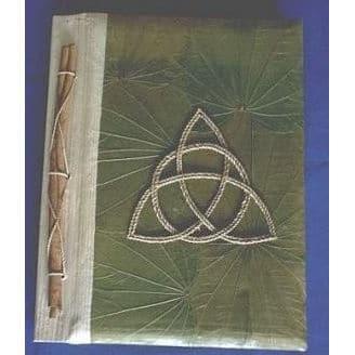 grimoire triquetra vert