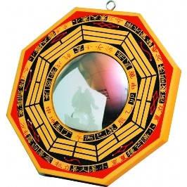 miroir pa kua convexe