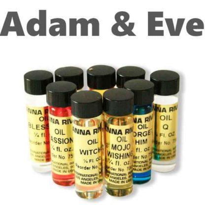 Huile magique adam & Eve
