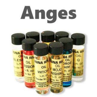 Huile magique anges