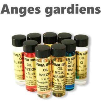 Huile magique anges gardiens