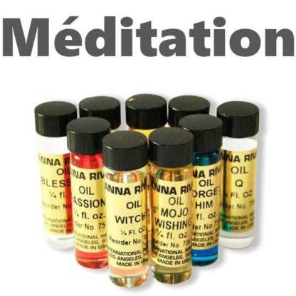 Huile magique méditation