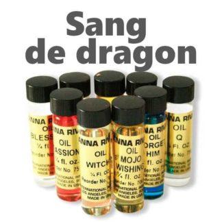 Huile magique sang de dragon