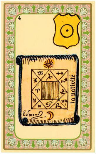 Carte oracle Belline