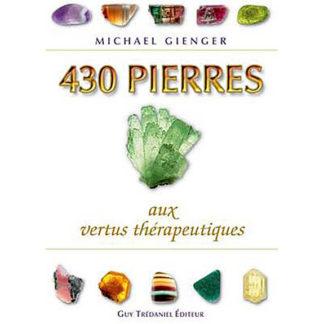 430 pierres aux vertus thérapeuthiques