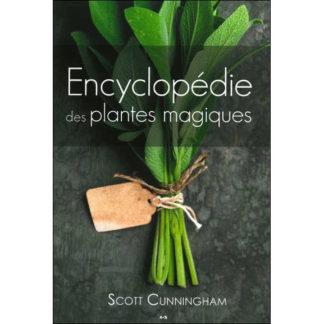 Livre encyclopédie des plantes magiques