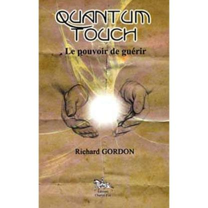 Livre quantum touche le pouvoir de guérir