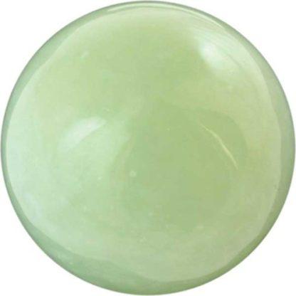 Boule de massage jade