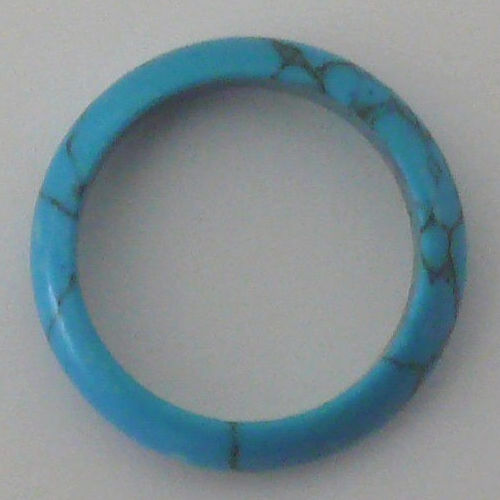 Bague : turquoise (taille 50 / 52)