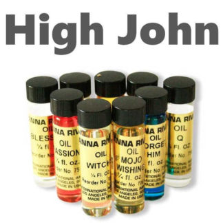 Huile magique high john