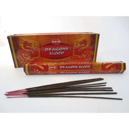encens bâtons sang de dragon