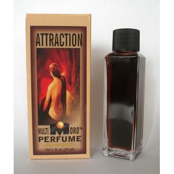 Parfum magique : Attraction