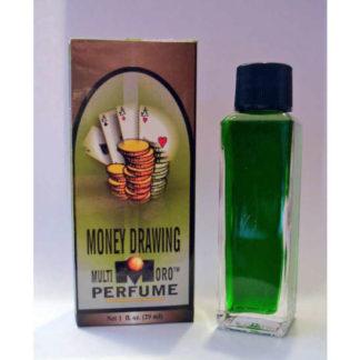 Parfum magique fortune abondante