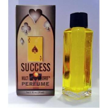 Parfum magique : Succès