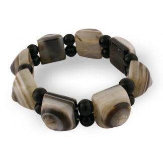 bracelet agate cyclope