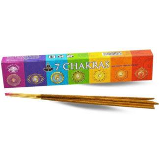 Encens bâtons 7 chakras