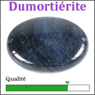 Dumortiérite