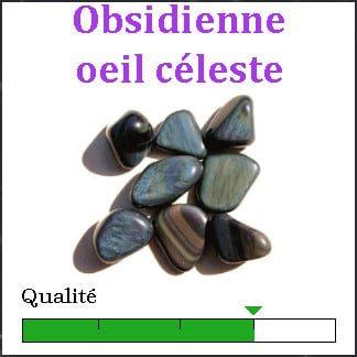 Obsidienne céleste