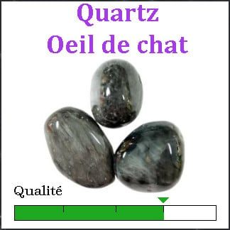 Quartz oeil de chat
