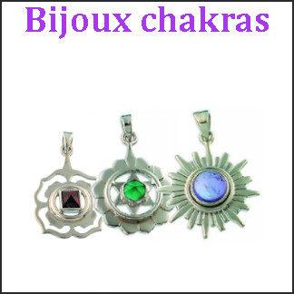 Bijoux Chakras
