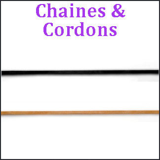 Chaines & Cordons