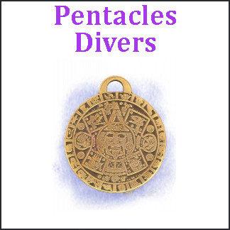 Pentacles Divers