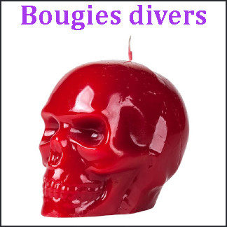 Bougies divers