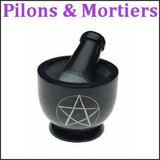 Pilons & mortiers