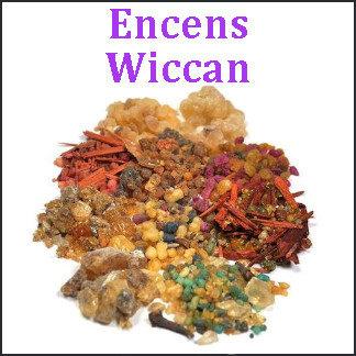 Encens wiccan