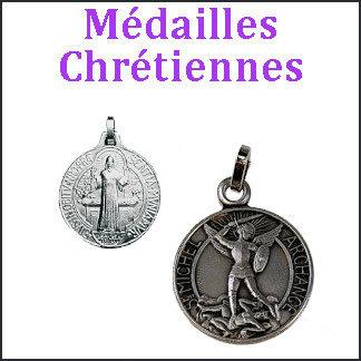 Médailles Chrétiennes