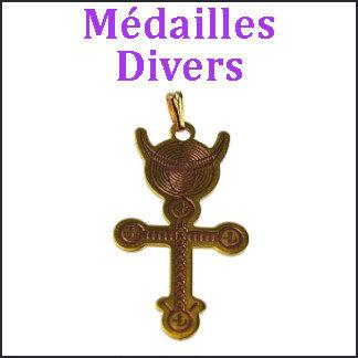 Médailles Divers