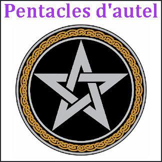 Pentacles d'autel