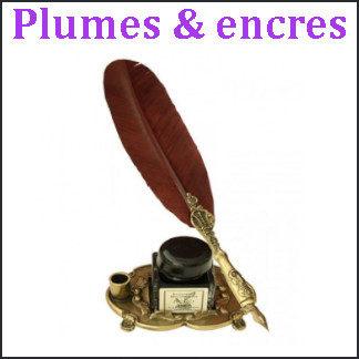 Plumes & encres