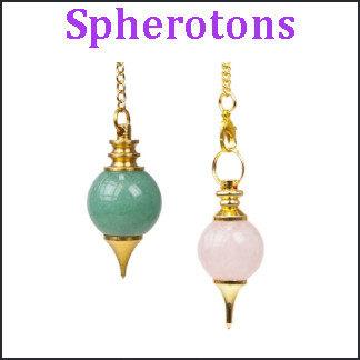 Spherotons