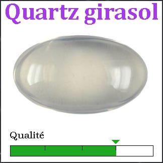 Quartz girasol
