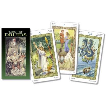Tarot des druides 1