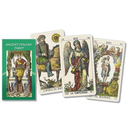 Tarot italien ancien 1