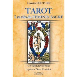 livre tarot clés du féminin sacré